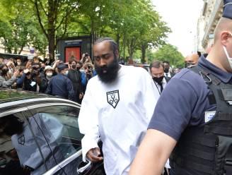 NBA-superster James Harden gefouilleerd tijdens bezoekje aan Parijs, vrienden betrapt op drugsbezit