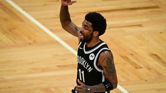 Nieuw incident in NBA: toeschouwer gooit flesje naar Kyrie Irving