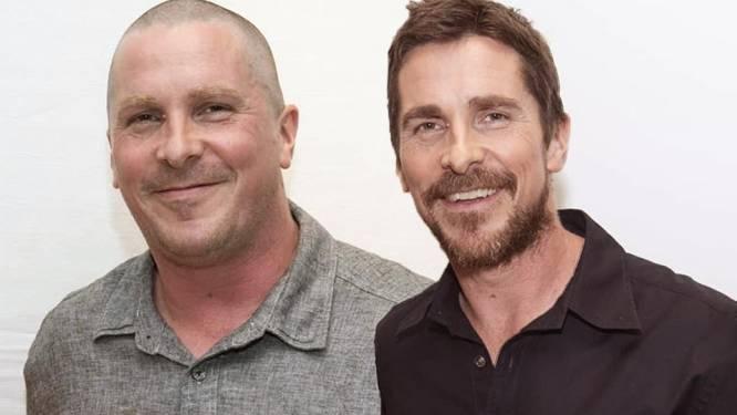 Nieuwe film, nieuwe transformatie: Christian Bale is kaal voor rol in 'Thor'