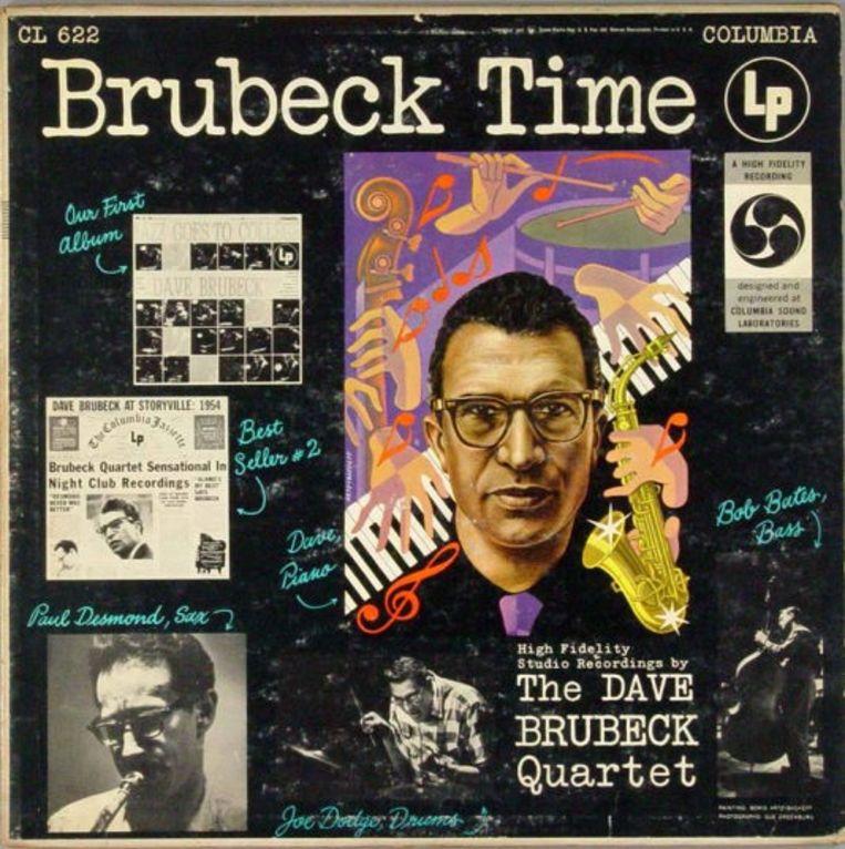 Album van The Dave Brubeck Quartet. Beeld