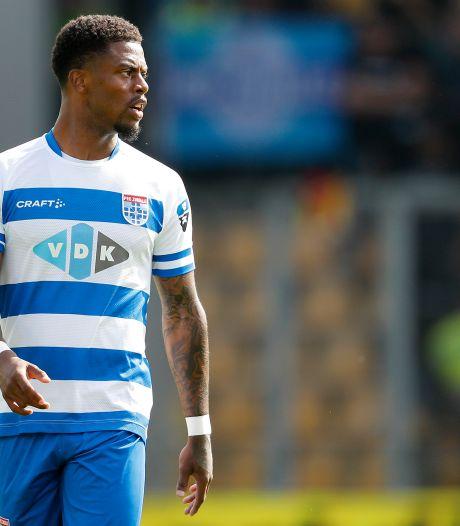 Ook tegen FC Utrecht geen basisplaats voor Kenneth Paal. 'We hebben nu meer opties'