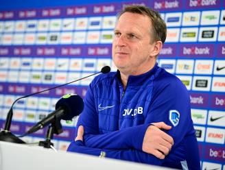 """John van den Brom krijgt zondag herkansing met Genk tegen Anderlecht: """"Het goede van de voorbije weken bovenhalen"""""""