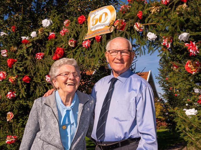 Bernhard en Susanna Doeschot-Mensink.