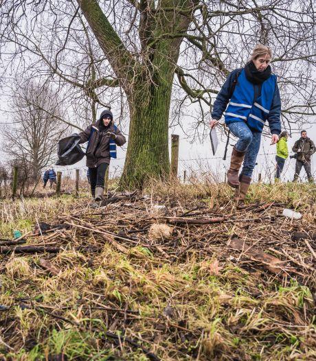 IVN Flevoland zoekt sport- en cultuurverenigingen voor opruimacties langs Flevolandse Randmeren