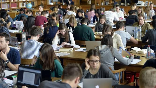 KU Leuven telt hoogste aantal studenten ooit, ruim 1 op 6 is internationale student