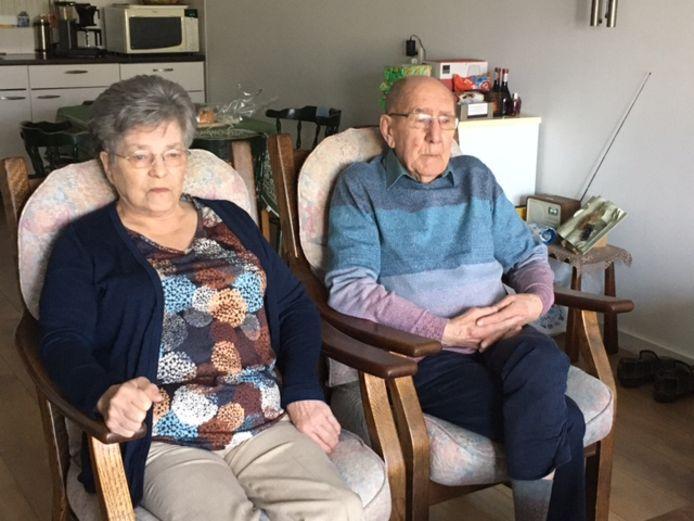 Jan en Diny Verstegen – van Wijchen uit Volkel zijn zestig jaar getrouwd.