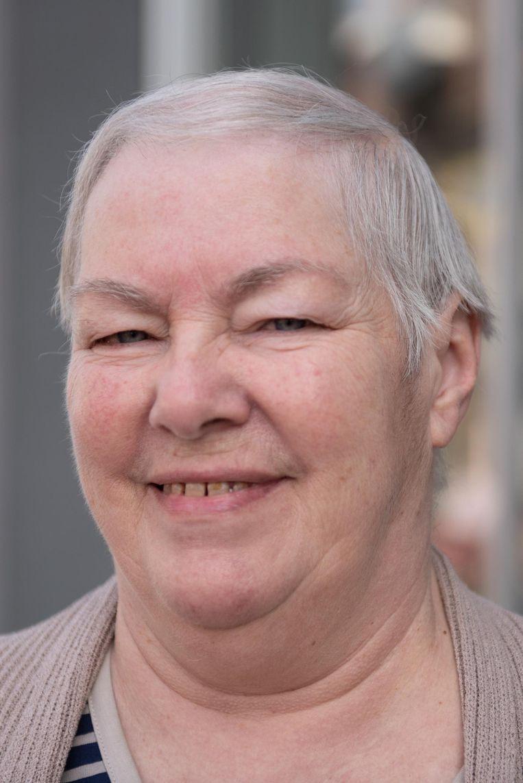 Nadine Vanderhaeghen.