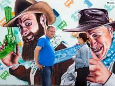Cultuurgeld Deurne voor De Wieger en graffitiwand
