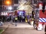 Appartementen in Steenwijk ontruimd vanwege brand