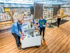 De bibliotheek is klaar voor de heropening: 'Er komt eindelijk weer een beetje reuring'