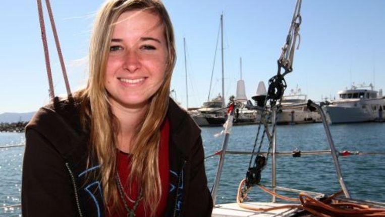 Abby Sunderland. ANP Beeld