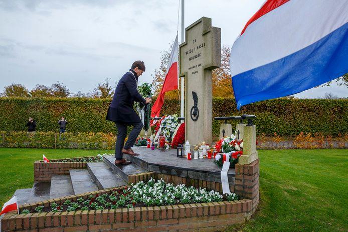 Herdenking bevrijding Breda
