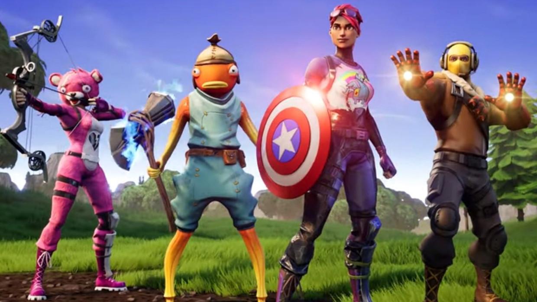 Geen game zo actueel als 'Fortnite'. Met de release van de blockbusterfilm 'Avengers: Endgame' kunnen spelers zich in superhelden verkleden. Beeld RV