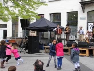 Vooruit, ABVV, Curieus en Linx+ eren lokale helden tijdens 1 mei-viering