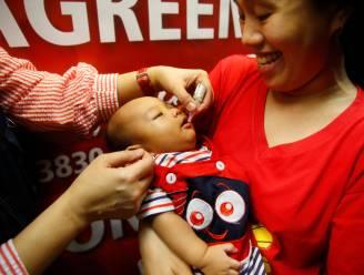 Polio na anderhalf jaar weer verdwenen uit Filipijnen