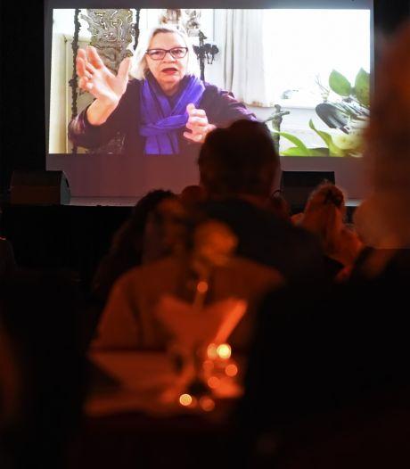 Cultuurprijzen Moerdijk voor theatergroep Impro en kunstenares José van der Valk