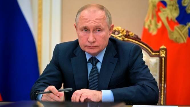 """Selon Poutine, évoquer sa succession """"déstabilise"""" la Russie"""