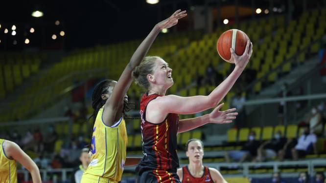 Koude douche voor Belgian Cats op EK basketbal: Belgen lijden pijnlijke nederlaag tegen Bosnië-Herzegovina
