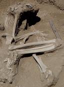 De moordpartij is de oudste momenteel bekende massaslachting