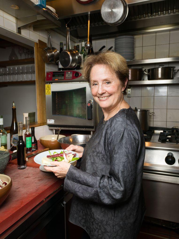 Alice Waters Beeld Ivo van der Bent
