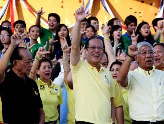 Filipijnse ex-president Benigno Aquino overleden