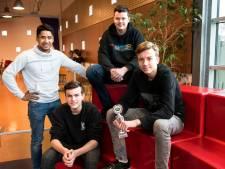 Deze leerlingen van VeenLanden scoren bij Skills Talents: 'We hebben de verkoper, de prater en de analist'