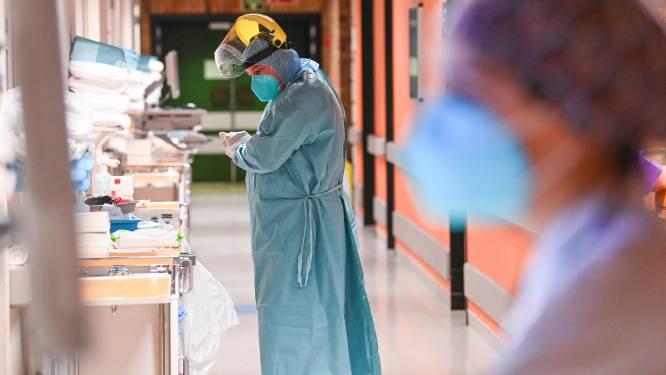 OVERZICHT. Alle coronacijfers in dalende lijn: opnieuw minder dan 150 ziekenhuisopnames per dag