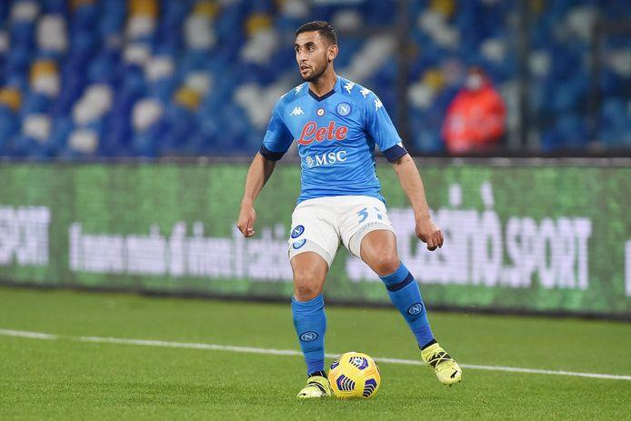 Faouzi Ghoulam.