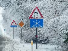 La vigilance renforcée sur les routes wallonnes est maintenue: conditions glissantes en provinces de Namur et Luxembourg