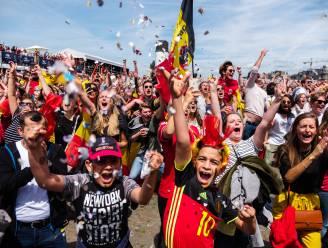 Kunnen we met zijn allen dromen van EK voetbal op groot scherm? Sommige steden durven nog dromen van een groot volksfeest