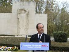 """Hollande """"pas favorable"""" à l'idée de Sarkozy"""