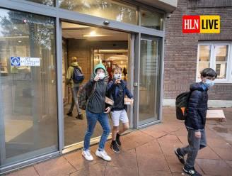 LIVE. Enkel Limburg nog op niveau 3 in barometer -Nederlandse experts willen scholen twee weken sluiten