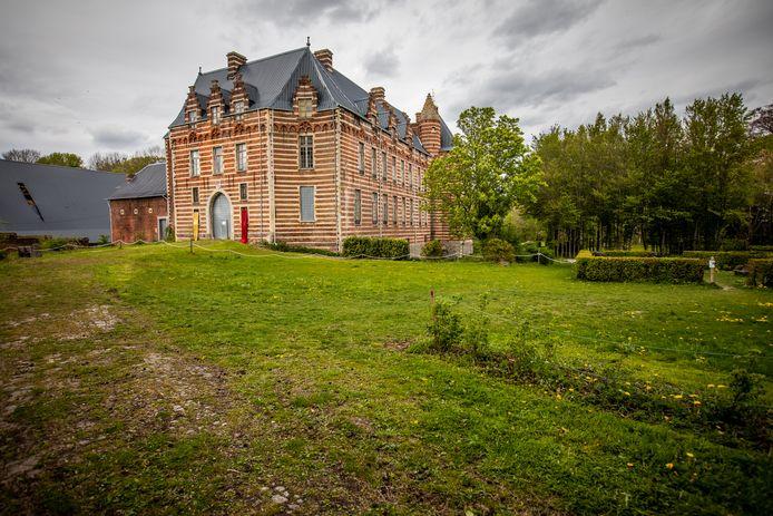Het kasteeldomein van Heers zal in de toekomst een grote restauratie ondergaan.