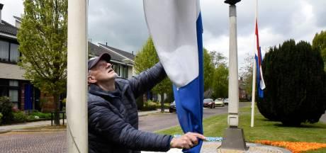 Moet de vlag op 4 mei de hele dag halfstok hangen? Hier is het antwoord