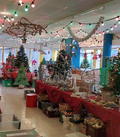 Weer een pop-up kerstwinkel van Eindhovens Team Lekker Belangrijk