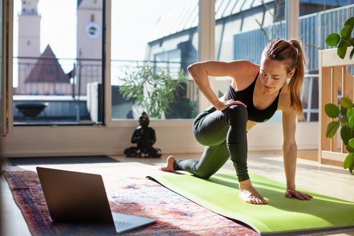 L'action Yoga for Think Pink, qui a démarré au début de cette semaine, se poursuivra jusqu'à ce dimanche 21 juin.