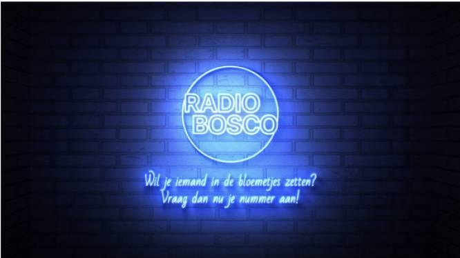 Radio Bosco zet schoolfiguren in de bloemetjes