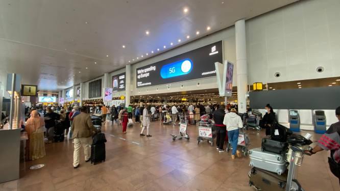 Politie houdt vrijdag stiptheidsactie op luchthaven, lange wachtrijen bij reizigers gevreesd