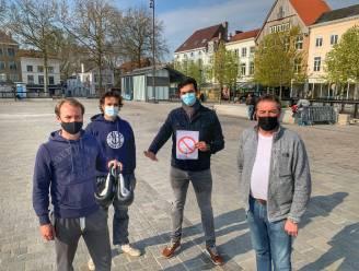 """Vechtpartijen op 't Zand schokken de buurt: """"Graag nultolerantie, want dit past niet bij het imago van Brugge"""""""