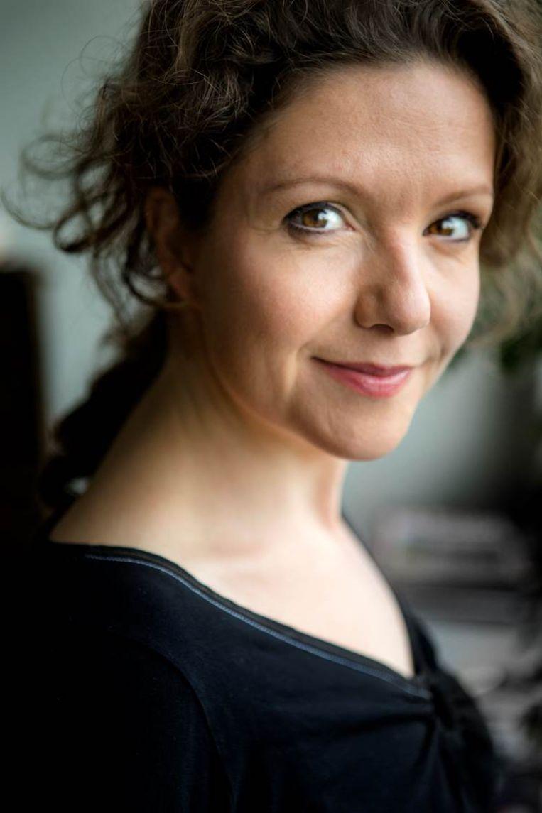 Tinneke Beeckman Beeld