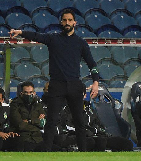 Rel in Portugal: Sporting op weg naar titel, maar voor trainer dreigt jarenlange schorsing