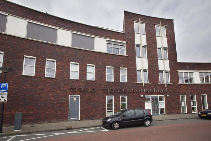 De Maria Montessorischool in Den Haag.