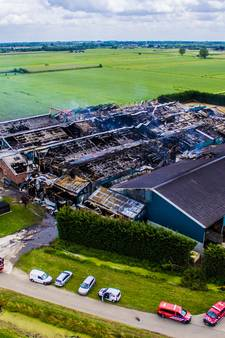 VIDEO: 'Megastal Erichem niet in brand gestoken'