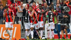 Nice trekt met Balotelli, maar zonder Sneijder naar Gaverbeek