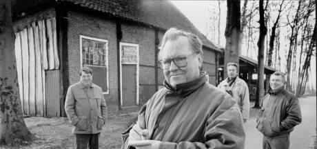 Harry Wonink (1927-2021): niet iedere boseigenaar is blij met Twentse wandelgids