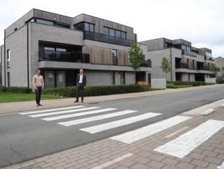 """Gemeente legt nieuw zebrapad aan in Hoogstraat in Beerzel: """"Veiliger voor scholieren en busreizigers"""""""
