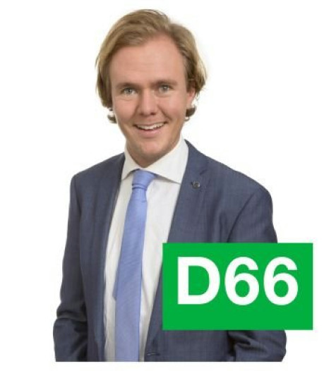 Raadslid D66 na half jaar alweer weg uit Nijmeegse raad