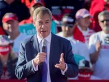 Maintenant qu'il a eu le Brexit, Nigel Farage quitte la politique