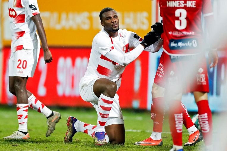 Obbi Oulare. Beeld Photo News