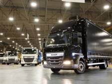 DAF uitverkocht in Engeland voor rest van het jaar: Eindhovense fabriek springt bij